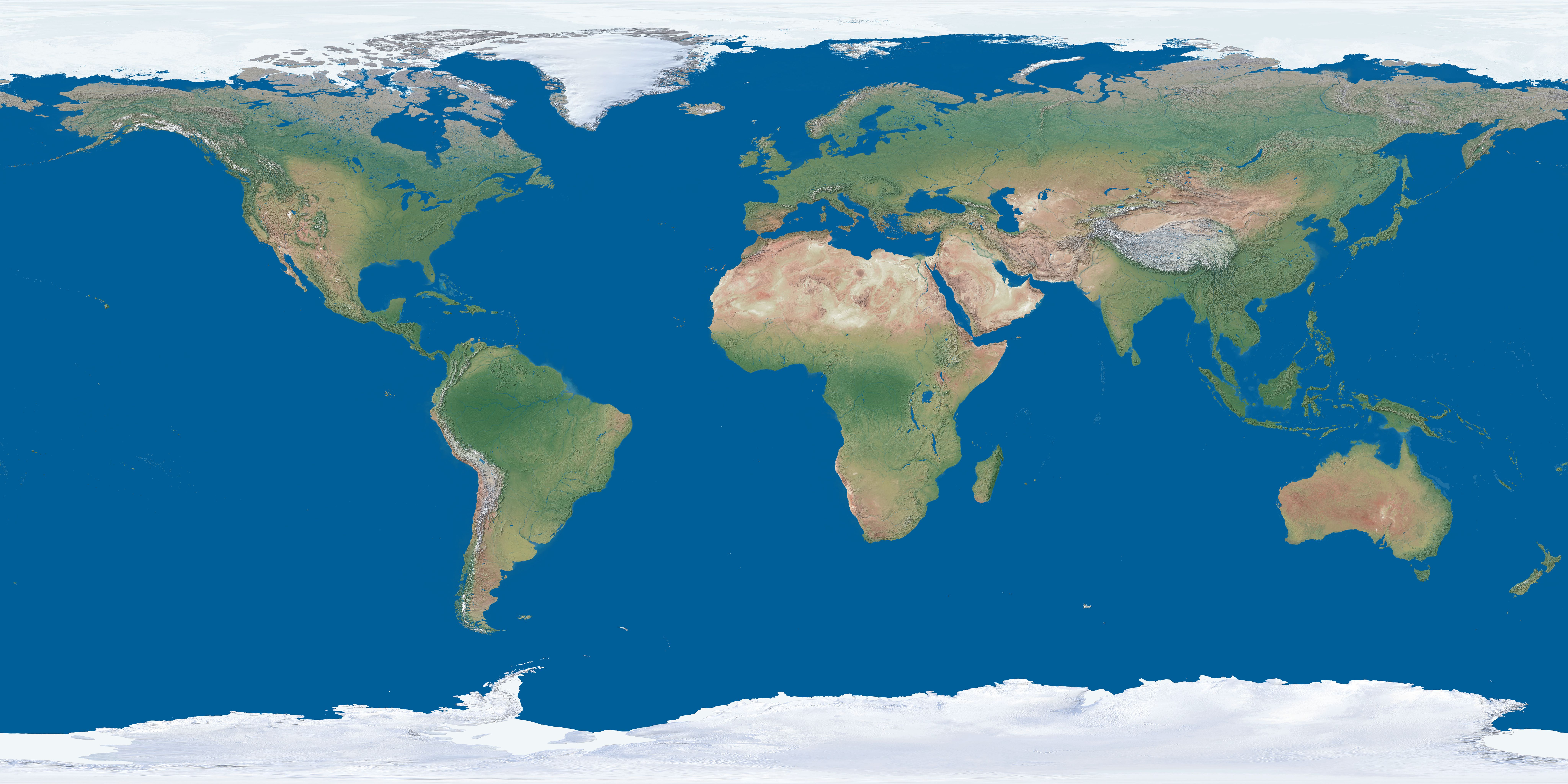 Earth Map Download Natural Earth III – Texture Maps